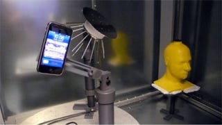 Illustration for article titled Swedish Scientists Test iPhone 3G's Antenna: It's Fine