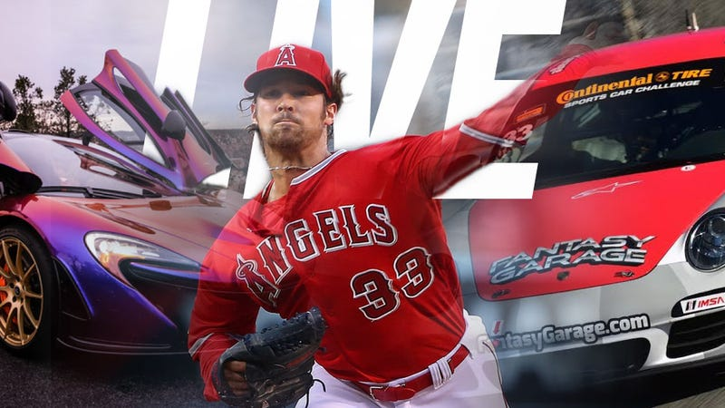Illustration for article titled Ask McLaren P1 Owner And LA Angels Pitcher C.J. Wilson Anything You Want