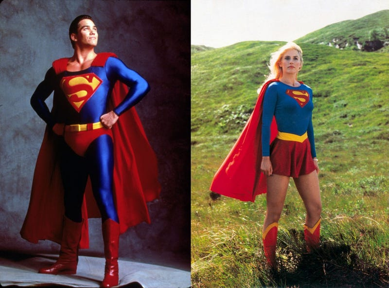 Illustration for article titled A Former Superman And Supergirl Join The New Supergirl Show