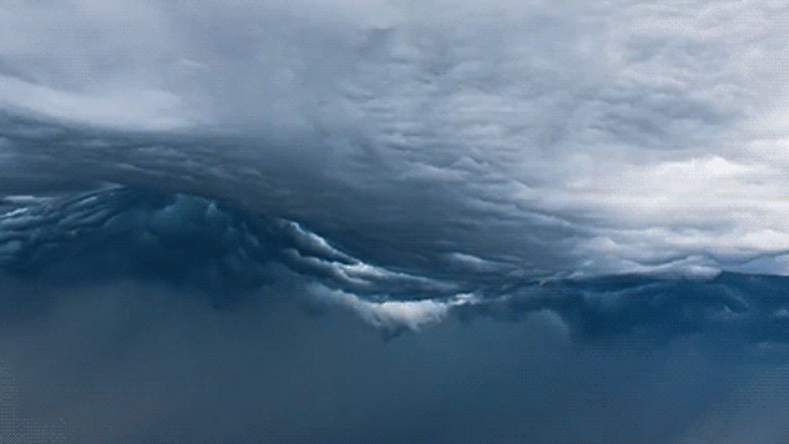 Estas increíbles nubes aún no han sido clasificadas oficialmente