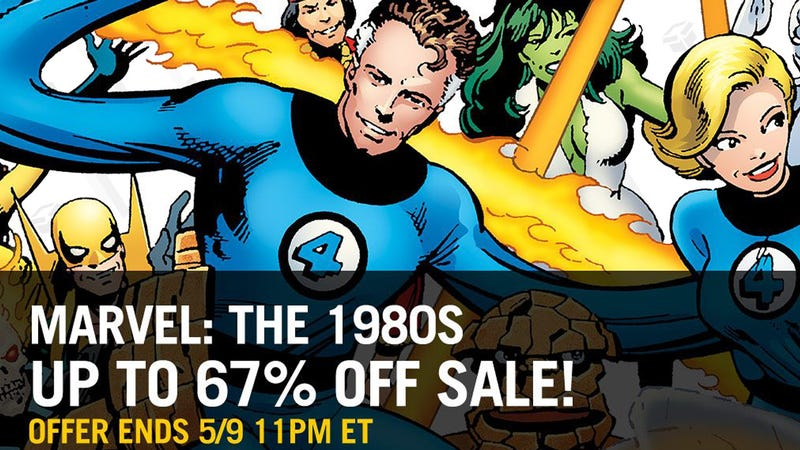 1980s Marvel Comics Sale | Comixology