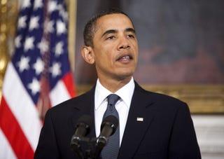 President Barack Obama addresses Arizona shooting spree.