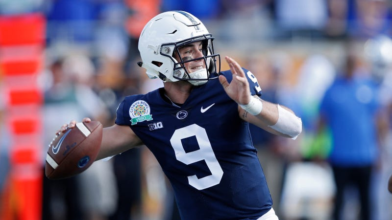 McSorley pictured playing the wrong position