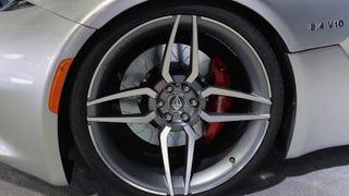 Fisker should really just design wheels.