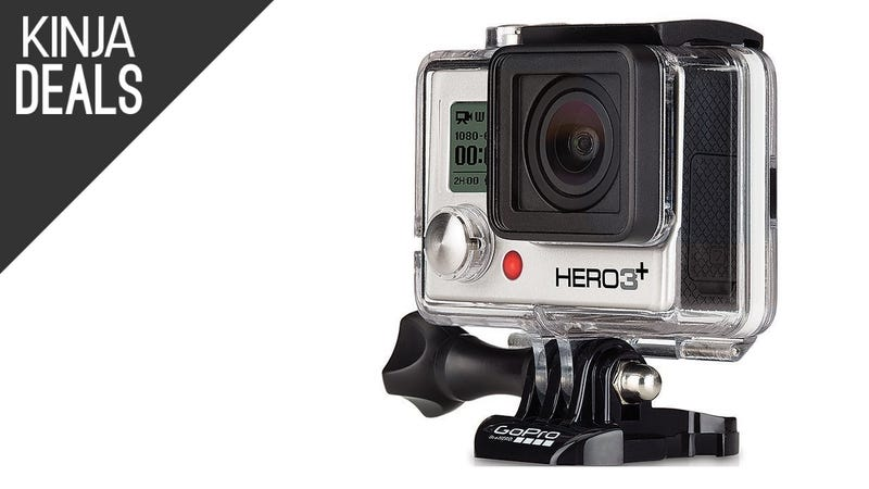 Illustration for article titled This Old, Refurbished GoPro Makes For a Fantastic Budget Action Cam