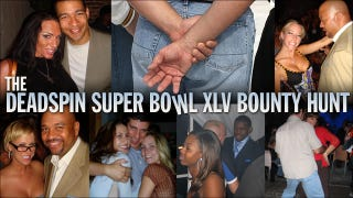 Illustration for article titled Deadspin's Second Annual Super Bowl Week Bounty Hunt: A New Day