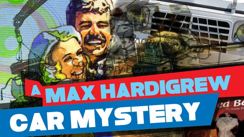 Illustration for article titled Max Hardigrew Car Mystery, Volume 1: The Cannibal Cabal