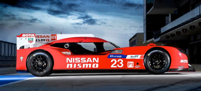 Illustration for article titled Nissan Fired Its LMP1 Employees Three Days Before Christmas With An Email