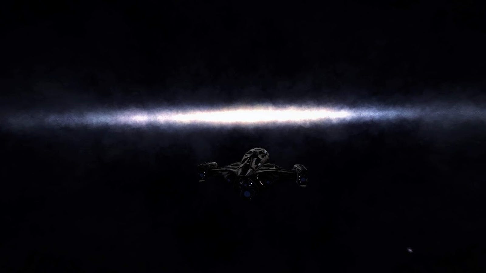 Elite Dangerous Players Are Rescuing A Player Who's Been Stranded In Space Since November - Kotaku