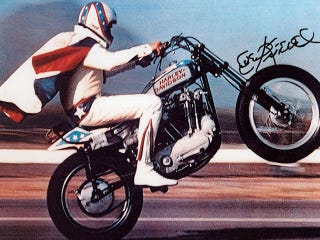 Illustration for article titled 15 Reasons Why Evel Knievel Is Still Awesome
