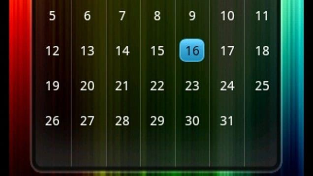 flyscreen puts calendars weather and more on your phone 39 s lock screen. Black Bedroom Furniture Sets. Home Design Ideas