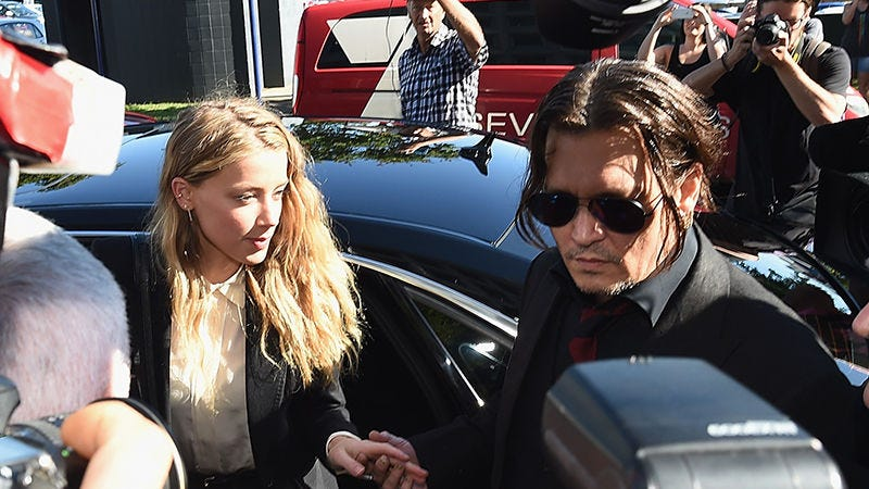 Amber Heard Denies Leaking Video Of Johnny Depp Violently Smashing ...