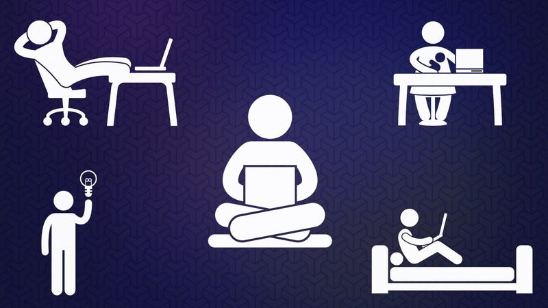 Illustration for article titled How to Find the Perfect Remote Working Setup for You