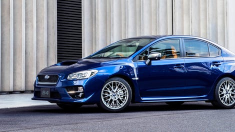 The 2018 Subaru Wrx And Wrx Sti Are Less Tragic Inside Than They