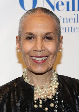 Actress and choreographer Carmen de Lavallade attends the 14th annual Monte Cristo Award at the Edison Ballroom April 21, 2014, in New York City.  Monica Schipper/Getty Images
