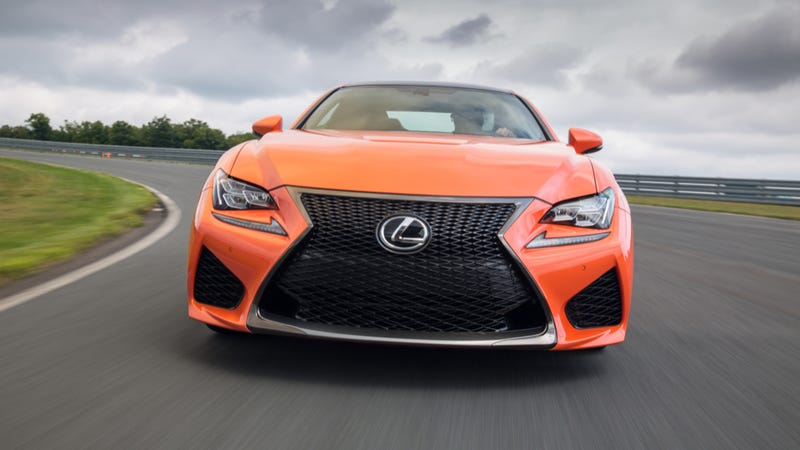 Lexus Rc F The World S First Powered Drifting Beluga Whale
