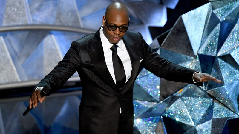Illustration for article titled Dave Chappelle is heading to Broadway for one week only