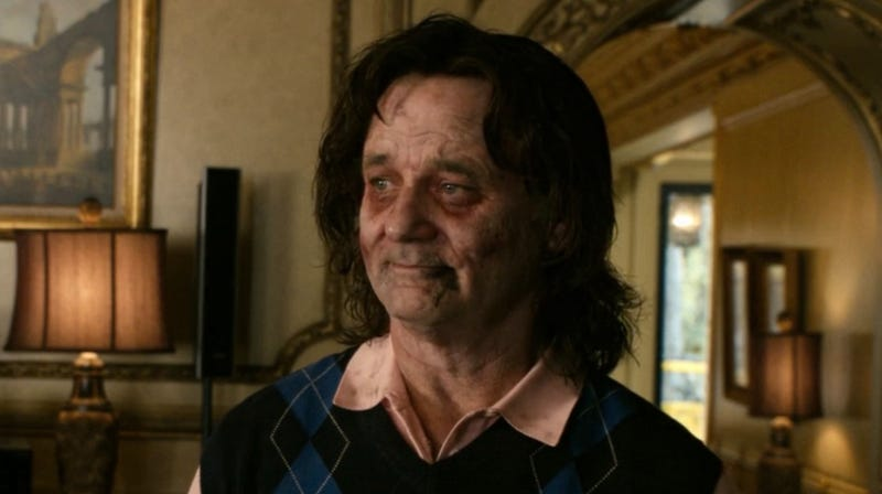 Bill Murray (pictured here in Zombieland) is starring in another zombie comedy.
