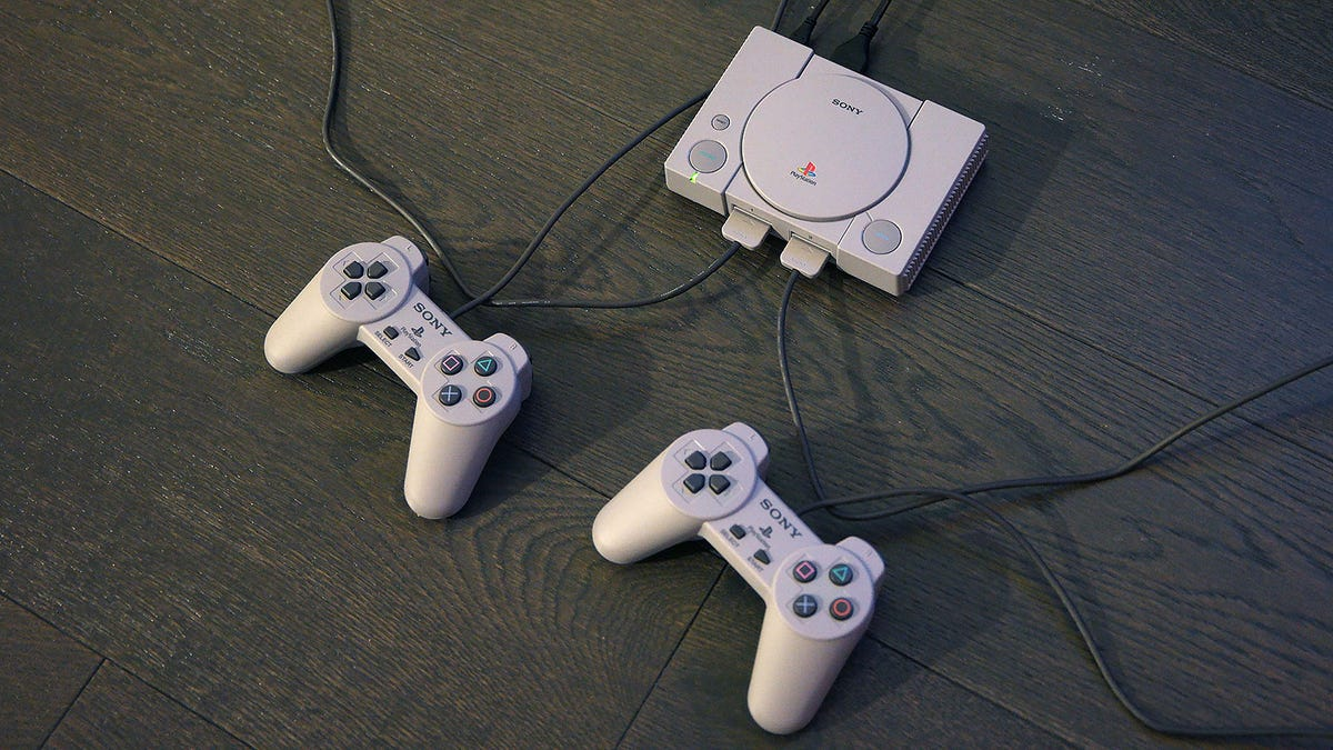 PlayStation Classic Review: Minimum Effort Gaming Nostalgia