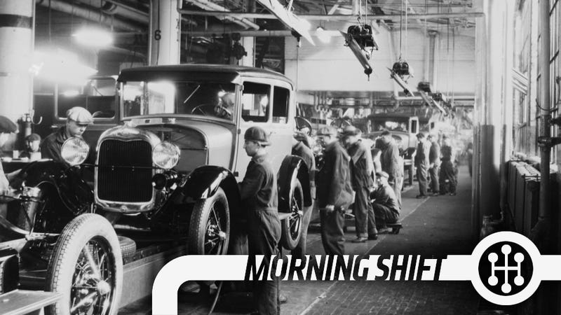 Illustration for article titled Ford Has More Factory Workers Than General Motors
