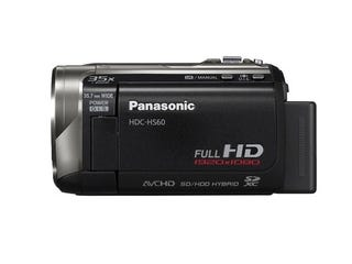 Illustration for article titled Panasonic's New HD Camcorders Take Videos of Things in HD