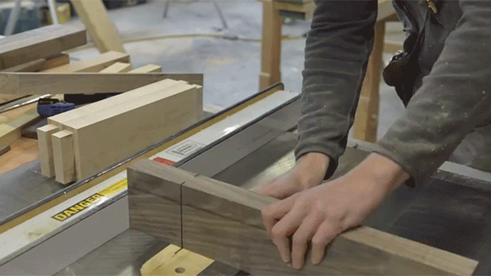Watch a Master Carpenter Build the Workbench of Your Dreams