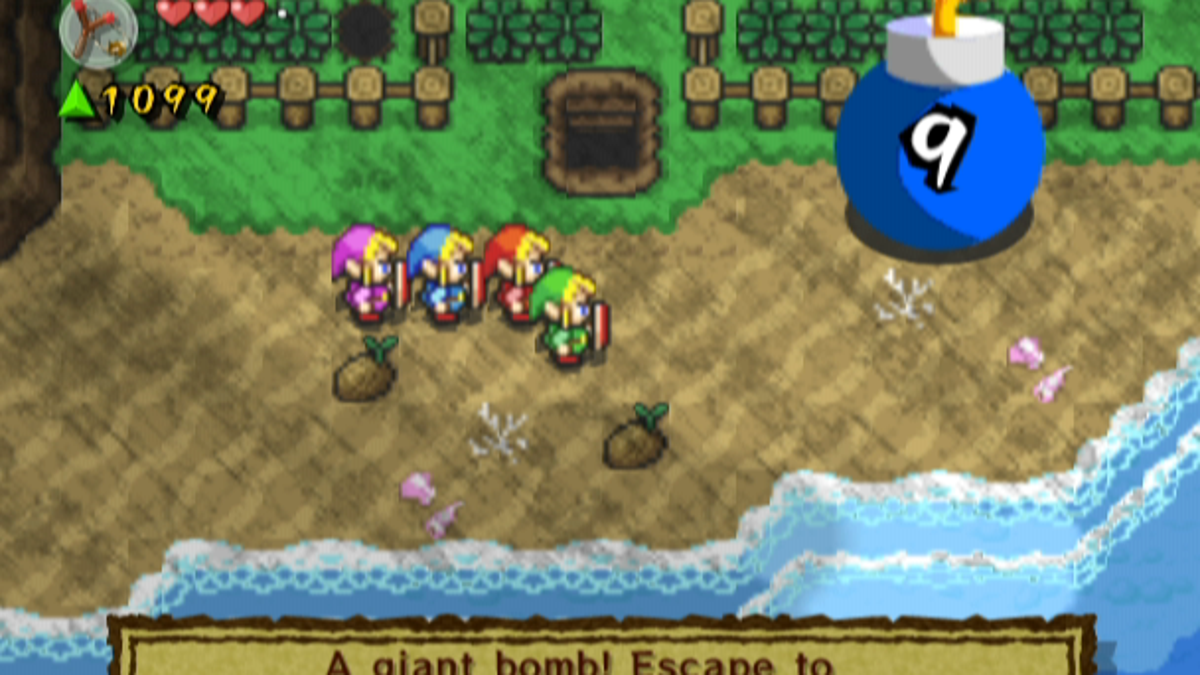 Zelda Wouldn't Be Great Without Its Wild 2D Experiments