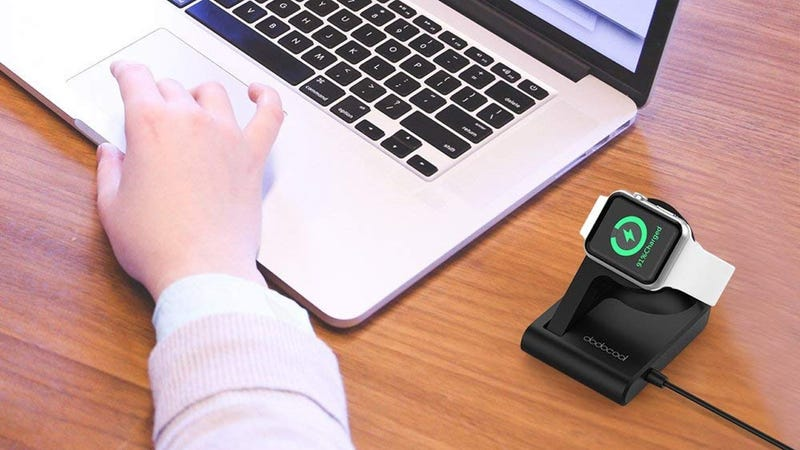 Apple Watch Charging Stand with Built-In Charger | $20 | Amazon | Promo code DODO2222