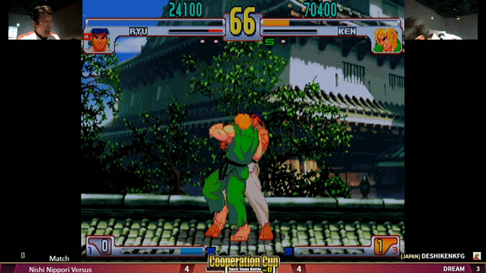 QnA VBage Cooperation Cup's Brutal Format Makes It Pure Street Fighter III: 3rd Strike Bliss