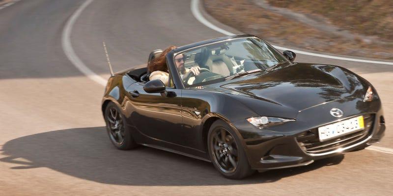 Illustration for article titled First Drive: 2016 Mazda MX-5 Miata