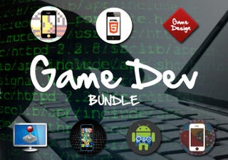 Illustration for article titled Learn To Build Games With 95% Off The Pro Game Developer Bundle