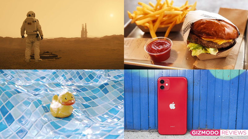 Area 51, Impossible Burger, and Duck Gifs: Best Gizmodo Stories of the Week