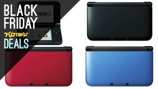 Illustration for article titled 3DS XL For $150