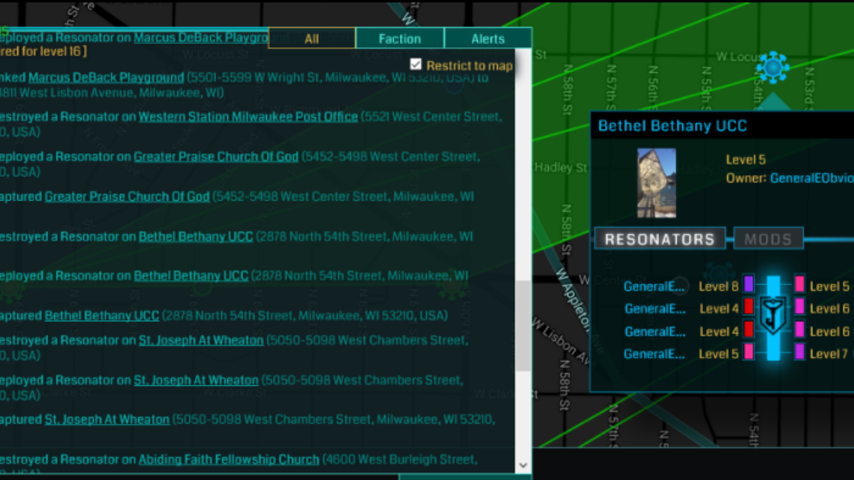 Ingress Players Use Unofficial Tools To Stalk One Another