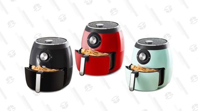 DASH Air Fryer Gold Box | $70 | Amazon