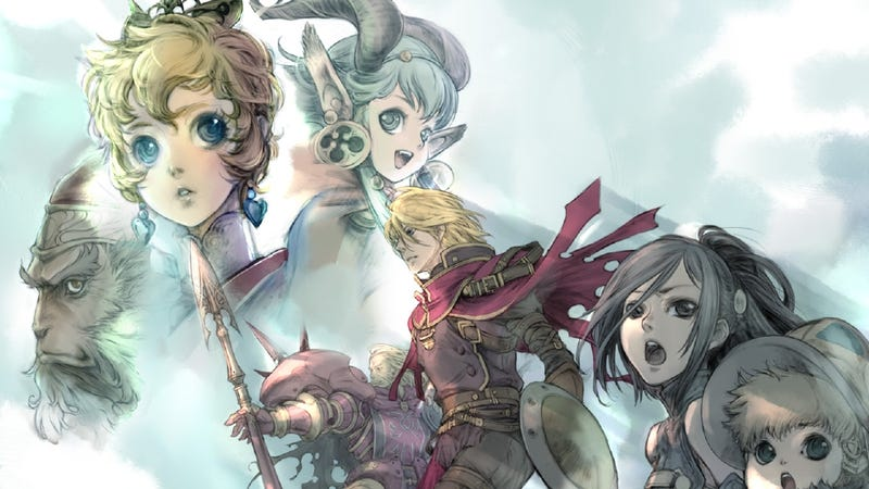 Illustration for article titled Radiant Historia Gets a Re-Release in March
