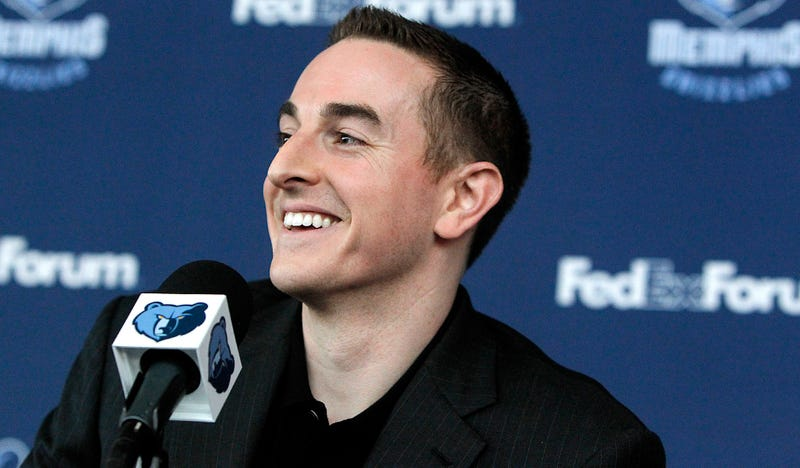Photo of Grizzlies controlling owner Robert Pera via AP.