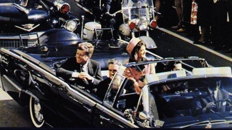 Illustration for article titled Stephen King's JFK assassination drama to be covered up with Hulu airing