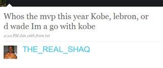 Illustration for article titled Kobe Is The MVP, The Horse Has Spoken