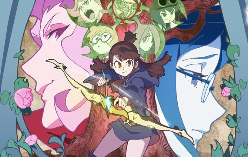 [Image: Little Witch Academia]