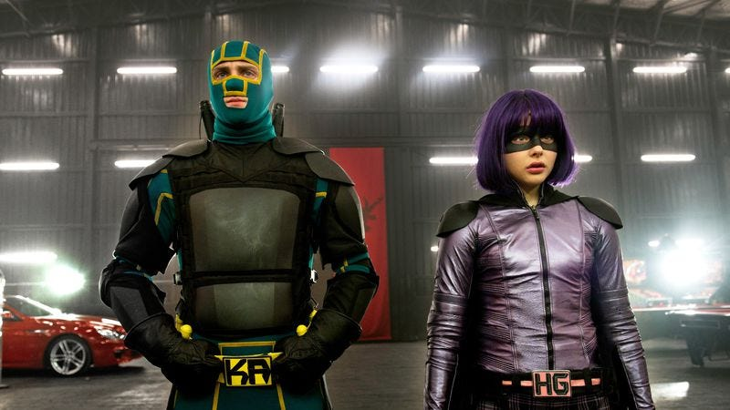 Illustration for article titled Kick-Ass 2