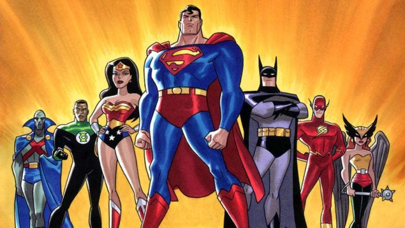 Illustration for article titled Warner Bros. rumored to have scrapped its Justice League script for being terrible