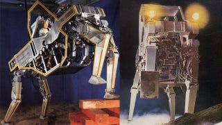 Illustration for article titled The Army Had Their Own AT-AT Years Before George Lucas Invented His
