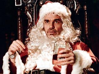 Illustration for article titled Bad Santa
