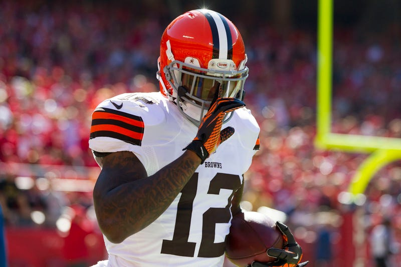 Illustration for article titled Mike Pettine: Browns Won't Cut Josh Gordon, Expect Him To Report To Camp