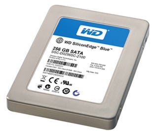 Illustration for article titled SiliconEdge Blue Reviewed: WD's First Consumer SSD Not Worth the Money