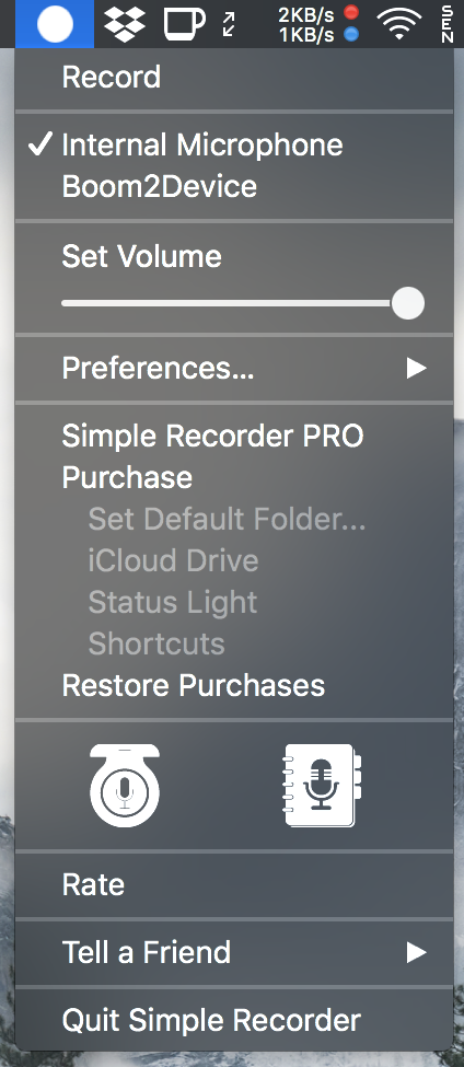Turn Your Mac into a Simple Sound Recorder