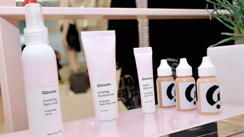 Glossier Develops Fragrance That Smells Like Being Close to Your Boyfriend, Assumes You Have One
