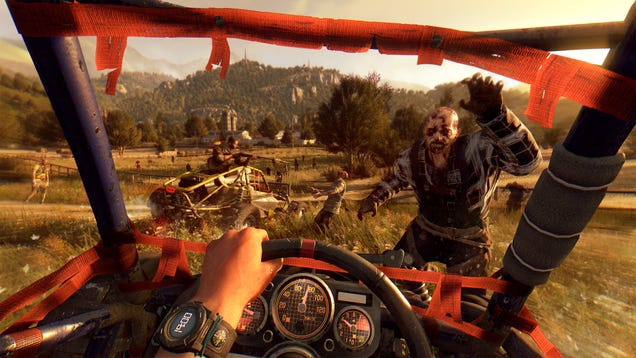 Dying Light Is Getting A Big Expansion Pack With Cars