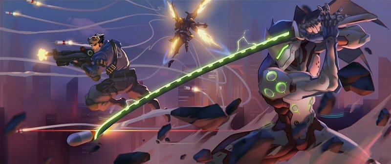 Illustration for article titled Overwatch es el primer FPS que me engancha en años, justo cuando creía que serían todos iguales
